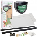 ChickSafe Eco Automatic Hen House Door Opener & Door Kit