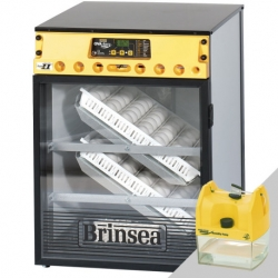 Brinsea Ova-Easy 100 Advance EX Incubator + Humidity Pump.