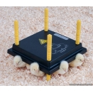Chick Heat Plate / Electric Hen For 15 - 20 Chick.