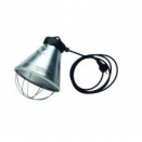 Aluminium Infra Red Brooder Lamp with 150w Bulb.