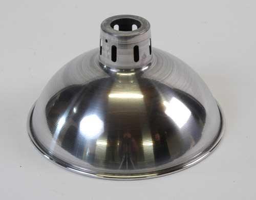 Aluminium shade reflector for heat lamps aloadofball Image collections