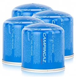 206 GLS Campingaz Gas Cartridge. 4 Pack.