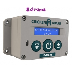 ChickenGuard © Extreme Poultry House Door Opener.