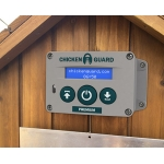 Automatic Poultry Door Openers. ChickenGuard.