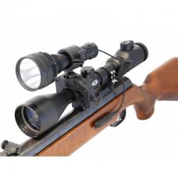Clulite PRO-1 Pro-Spotter LED Gun Light Package