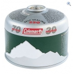 C500 Coleman Gas cartridge
