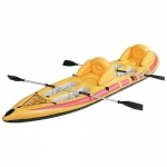 Coleman 2-Person Inflatable Kayak With Paddles