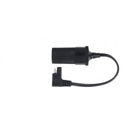 Deben Bullet to 12V Socket Converter