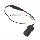Wiring Loom - Battery to 12v Plug Socket