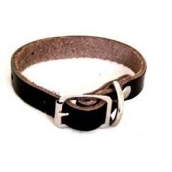 Leather Ferret Collar