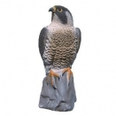 Standing Falcon Decoy