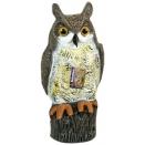 Owl Decoy.