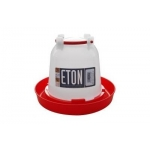 1.5 Litre Click Lock Chick Fount / Poultry Drinker
