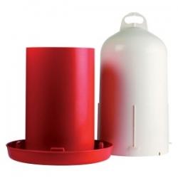 12 Litre Double Barrell Drinker