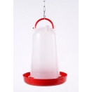 3 Litre Click Lock Chick Fount / Poultry Drinker