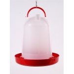 6 Litre Click Lock Chick Fount / Poultry Drinker