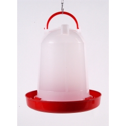 6 Litre Click Lock Chick Fount / Poultry Drinker. No stock until early August