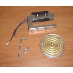 "Thermostat Assembly with Microswitch & 3"" Wafer"