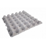 Fibre Egg Tray.  70 Pieces
