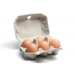 Egg Boxes. High Quality Side Opening. 146 x 6 egg cartons.