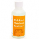 Chicktec Hatchery Sanitiser. 100ml.