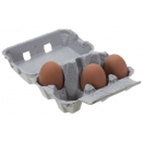 Egg Boxes. High Quality Side Opening. 20 x 6 egg cartons.
