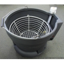 Egg Washer. Rotomaid 200 With Free Egg Basket.