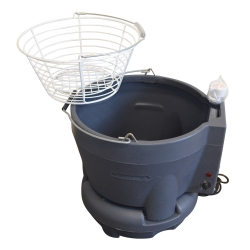 Egg Washer. Rotomaid 100 With Free Egg Basket.