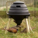55 Kg Outdoor Pan Feeder. Emperor Feeder