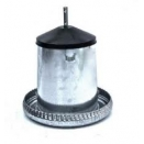 5 Kg Galvanised Tube Feeder & Cover