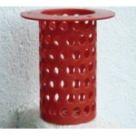 Wright Feeder. Red Plastic