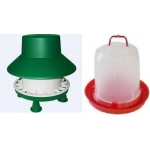 6kg Outdoor Feeder & 10 Litre Drinker Combo Set.