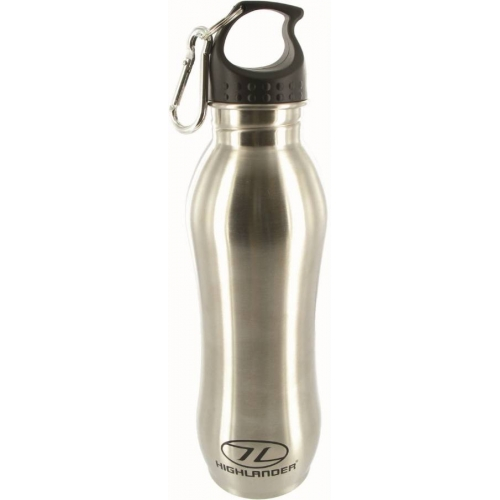 how to clean a stainless steel flask