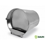 Galvanised Bucket Drinker. 12 Litre Capacity.