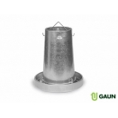 10kg Galvanised Tube Feeder.