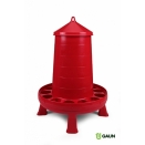 16kg Plastic Poultry Feeder on Legs.