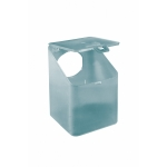 Plastic Pigeon Feeder / Drinker - 1 Hole