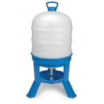 40 Litre Tripod Poultry Drinker On Legs.