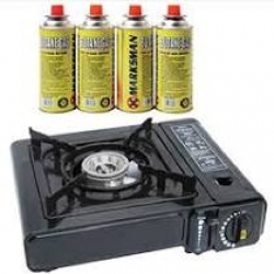 Go Systems Dynasty 2 Compact Stove & Gas Offer