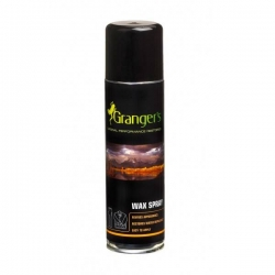 Granger's Wax Spray 200ml Aerosol