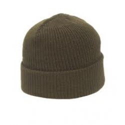 Mens Green Watch Hat