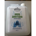 Dingle Alcohol Rub Hand Sanitiser. 2.5 Litre.