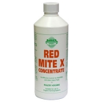 Red Mite X Concentrate. 500ml