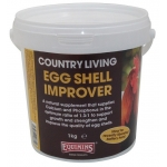 Equimins Country Living Egg Shell Improver. 1.5kg