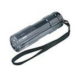 Highlander Ultra Bright 9 LED Torch