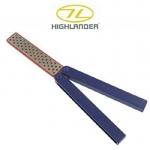 Highlander Diamond Carbide Knife Sharpener