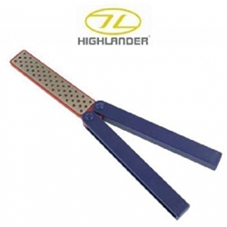 Highlander Diamond Carbide Knife Sharpener