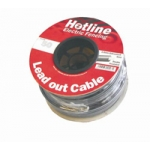 Lead Out Cable. 50 Metre