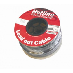 Lead Out Cable. 100 Metre