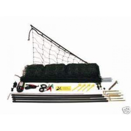 Hotline Poultry Netting Kit Complete 50m X 1 1m